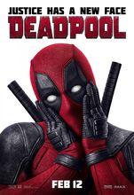 Movie poster Deadpool