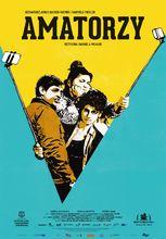 Movie poster Amatorzy