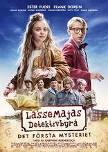 Movie poster Biuro detektywistyczne Lassego i Mai. Pierwsza tajemnica