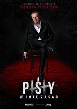 Plakat filmu Psy 3. W imię zasad