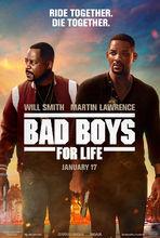 Plakat filmu Bad Boys for Life