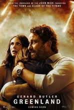 Plakat filmu Greenland