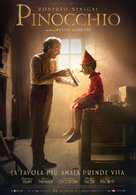 Plakat filmu Pinokio