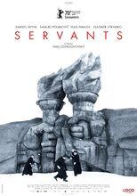 Plakat filmu Słudzy
