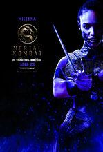 Movie poster Mortal Kombat