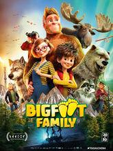 Movie poster Mała Wielka Stopa 2: W rodzinie siła