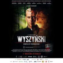 Plakat filmu Wyszyński - zemsta czy przebaczenie