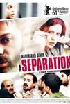 Plakat filmu Rozstanie